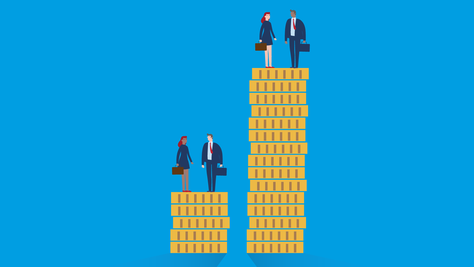 It's time to talk about salary