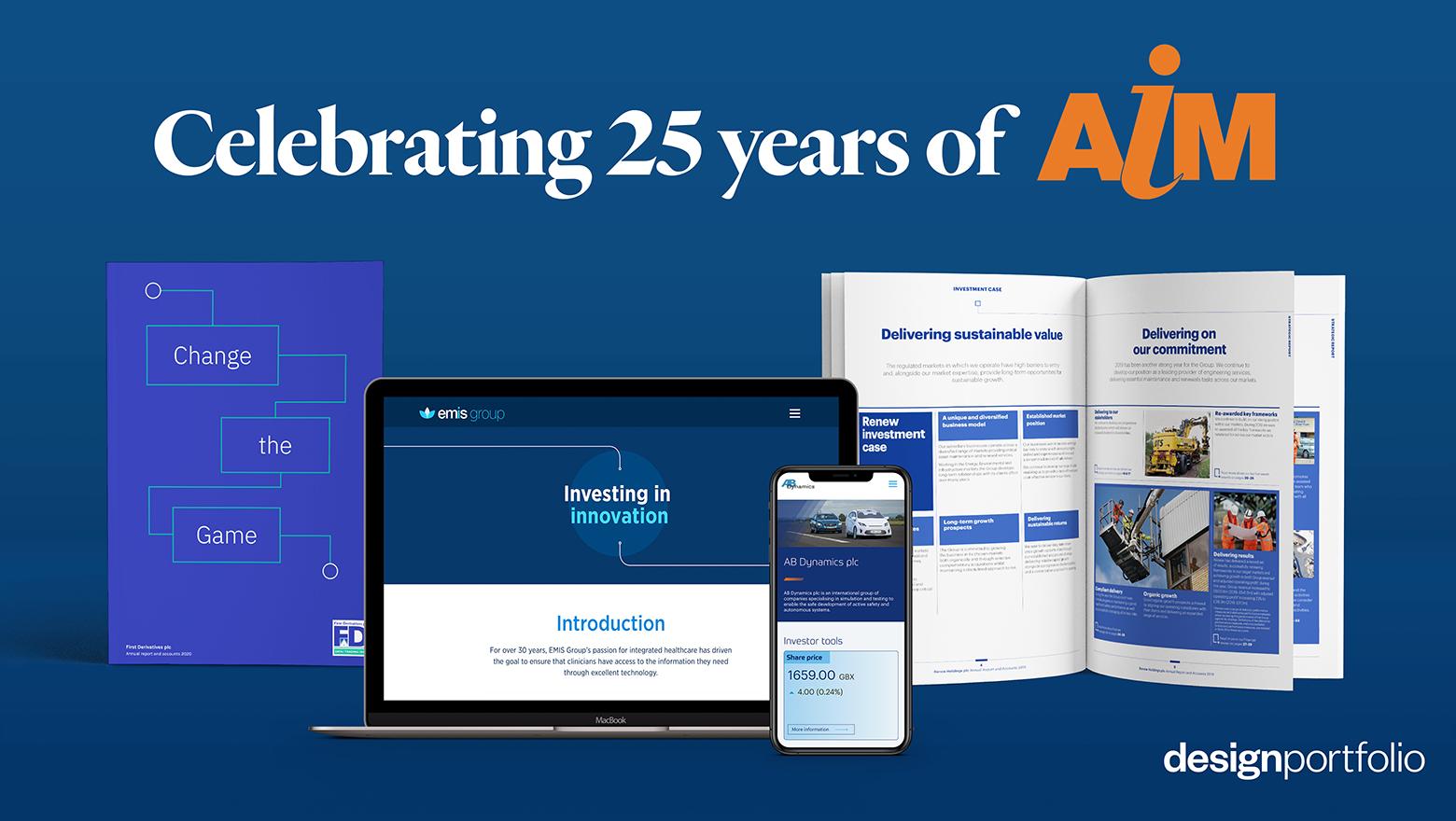 Celebrating 25 years of AIM