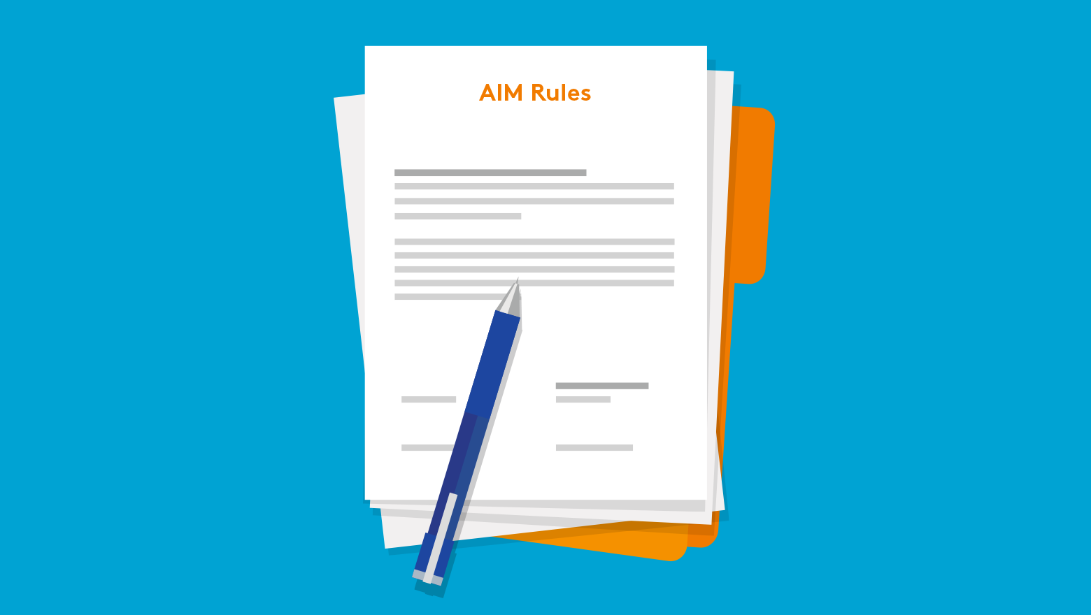 Revised AIM Rules for listed companies