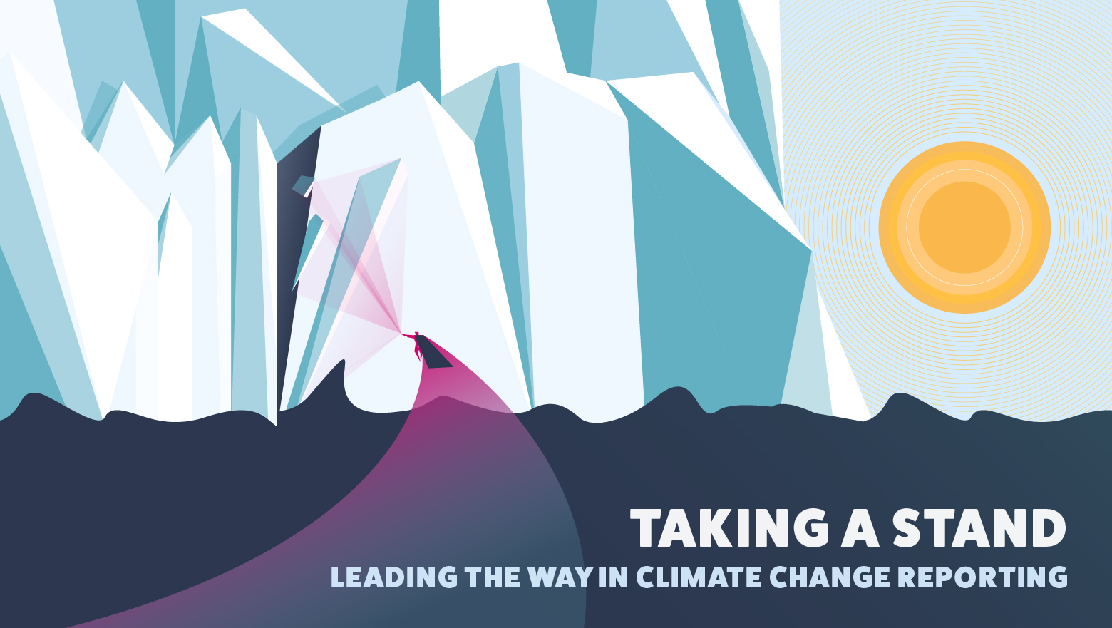 Read our whitepaper: Leading the way in climate change reporting