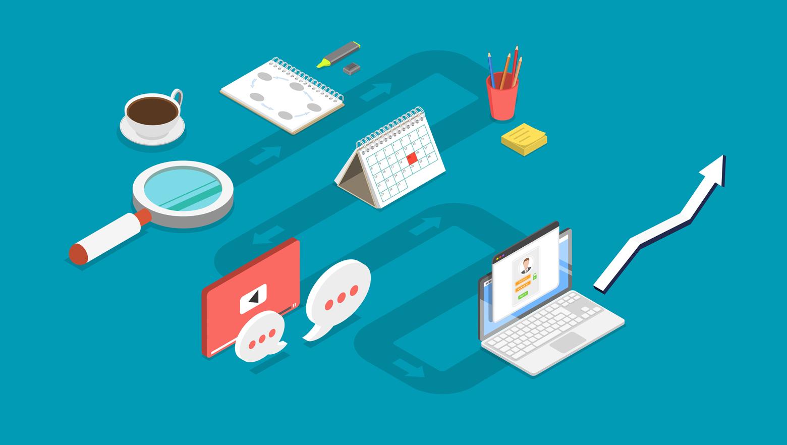 Our digital design process